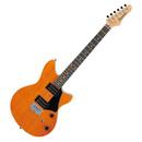 RC220 初学者入门旅行电吉他 (橙色)