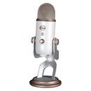 Yeti 雪怪专业电容话筒麦克风K歌录音直播USB直插麦克风 (复古白)