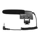 MKE400 采访摄像机单反枪型电容录音话筒 影视广播采访麦克风