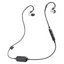 SE215-BT1 无线蓝牙入耳式线控音乐耳机 带耳麦 (透明色)