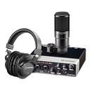 雅马哈 UR22MKII Pack 专业录音外置USB声卡套装