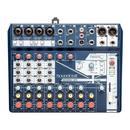 Notepad-12FX 12路小型模拟调音台 自带USB音频接口 主播K歌录音