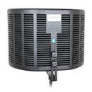 PF66 话筒防风屏隔音屏吸音罩电容麦克风防噪系统