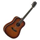 星臣(Starsun) DG220-P 41寸初学民谣吉他 圆角入门木吉他 (烟草化色)