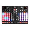 嗨酷乐(Hercules) P32 DJ 便携式一体DJ打碟机控制器 彩色打击垫