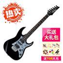 依班娜(Ibanez) GRX150 双单 双拾音 电吉他 (黑色)