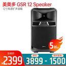 GSR 12 Speaker 12寸有源扩声音箱 (单只)