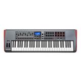 诺维逊(Novation) Impulse 61 61键MIDI键盘控制器 半配重带触感 带大LCD屏幕