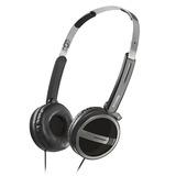DTX 300P 便携式立体声耳机 (黑色)
