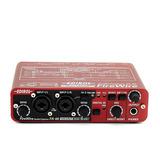FA-66  火线音频接口 专业录音设备套装声卡