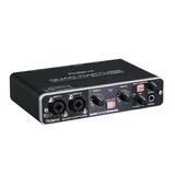 日本品牌 UA-55 QUAD-CAPTURE 专业录音网络K歌声卡