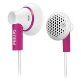 SHE3000  超重低音 耳塞式 耳机 (粉红)