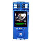 Q3 高音质口袋型摄影/录音机 蓝色