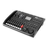 R8 便携式工作站 8路数字录音机 多功能声卡 音频接口 现场录音机