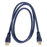 Q-6111 HDMI高清线1.4版3D 电脑接电视(1m)