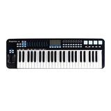 山逊(SAMSON) Graphite 49 49键半配重MIDI键盘 带音乐控制器 带液晶屏显示