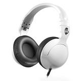 Hesh(碎甲弹) 重低音头戴式耳机  白色
