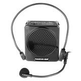 E188 教师导游专用便携式数字扩音器 (黑色)