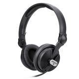 百灵达(BEHRINGER) HPX4000 高解析度的DJ耳机 可外翻的圆形耳罩设计