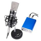 PC-K600 电容式录音麦克风(套装版)