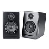 POP32 3.0  3寸时尚蓝牙音箱 黑色(一对装)