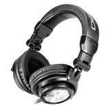 DN-HP700 DJ耳机 旋转调节和可折叠式设计