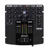 天龙(Denon) DN-X120 2通道台式DJ专业调音台
