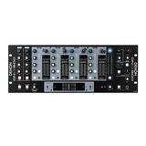 DN-X500 4U机架式便携和俱乐部DJ调音台 带有数字输出和矩阵输入分配