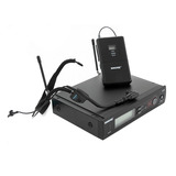 SLX14/WH30 头戴式双接收无线麦克风