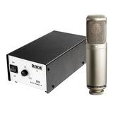 澳大利亚进口 K2 电容式电子管录音麦克风 质保十年