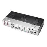百灵达(BEHRINGER) MINIFEX FEX800 立体声多重效果处理器