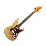 电吉他品牌 SST912HS N 新手入门21品格单摇电吉他