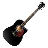 DG120CT BK民谣电箱吉他