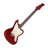 电吉他品牌 SJAG611P MRD 21品初学入门电吉他