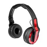HDJ-500 专业DJ头戴式监听耳机 (红色)