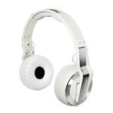 HDJ-500 专业DJ头戴式监听耳机(白色)