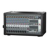 百灵达(BEHRINGER) EUROPOWER PMP2000 2x350瓦立体声有源带功放调音台