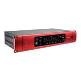 富克斯特(Focusrite) 红网RedNet 4 专业录音外置网线声卡 网络数字