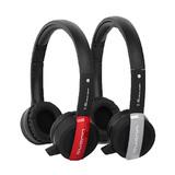 OA-G500  2.4G头戴式电脑无线耳机 游戏语音聊天耳麦  (黑红)