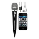 IK(IK-Multimedia) iRig Mic 电容式手机直播K歌麦克风