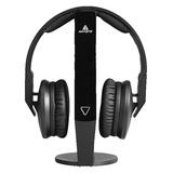 雅天(ARTISTE) ADH500 2.4G高保真头戴式无线耳机(黑色)