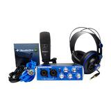 AudioBox Studio 音频接口套装