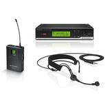 森海塞尔(Sennheiser) XSW 52 KTV/演出头戴式无线电容麦克风