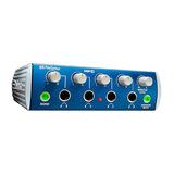普瑞声纳(Presonus)HP4 4路耳机分配器 耳机放大器