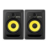 卡尔卡(KRK) 美国品牌Rokit8 G3/RP8G3 8寸有源专业录音室监听音箱(一对)
