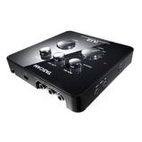 PCK700麦克风搭配iU2声卡 手机K歌套装