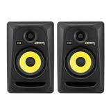 卡尔卡(KRK) 美国品牌 RP5G3 专业5寸有源监听音箱(一对装)