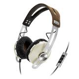 MOMENTUM On-Ear 头戴式耳机 HIFI 耳机 (白色)