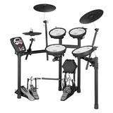 罗兰(Roland)TD-11KV 电子鼓 可接耳机 紧凑型娱乐 练习V-Drums 儿童成人均可用