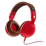Hesh(碎甲弹) 重低音头戴式耳机 出色红色 带麦(红色)